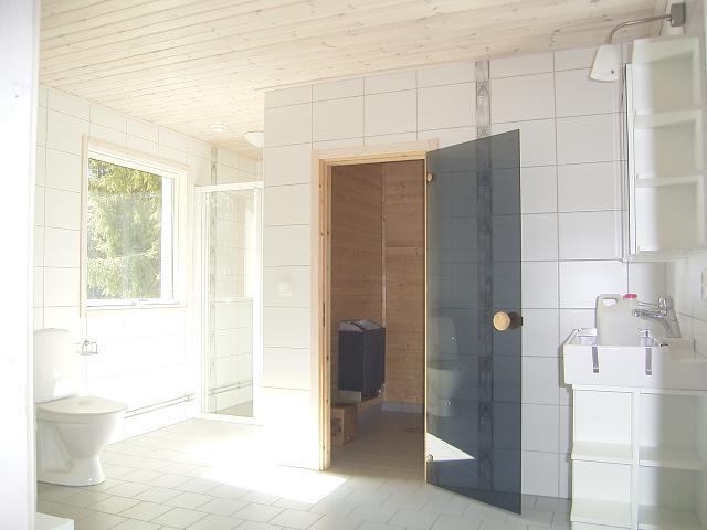 DRZWI SPECJALNE – Łazienka i sauna